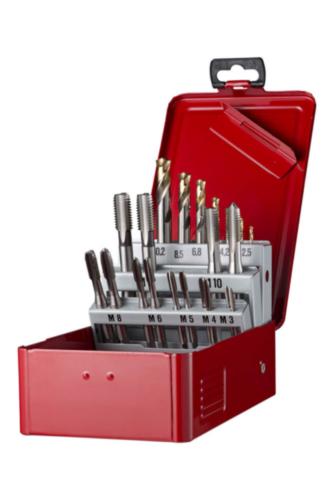 Dormer Tap & drill bit set L115 N/A 100 E500-A022x21