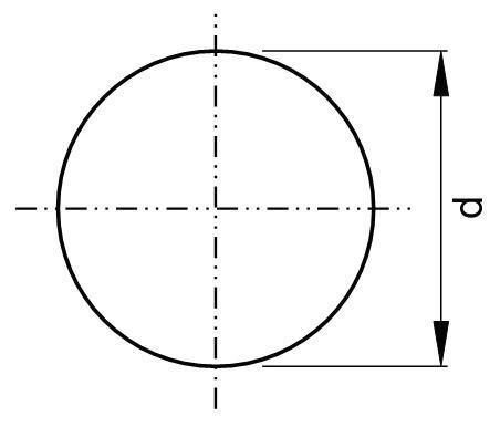 Műszaki golyó, nem fém Műanyag Polyoxymethylene ≈ 80 Shore D darabonként csomagolás 4,000MM