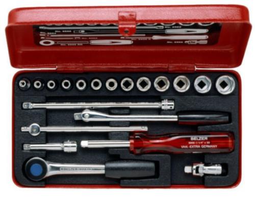 Bahco Socket sets 6715MG 6715MG