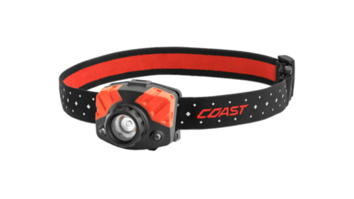 Coast Flash lights FL75R 530LM 3XAAA +LI-ION