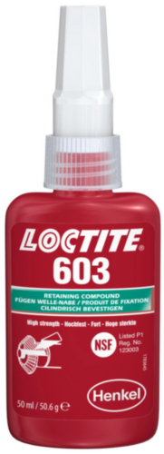 Loctite 603 Retaining compound 50