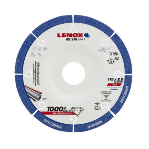 Lenox Cutting wheel METAL MAX 15X2.0X22.2MM