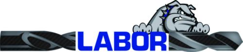 LABO 10PC SCREWDR BIT QL PZ 1/4IN 1X50MM