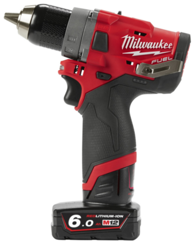 Milwaukee Sans fil Perceuse-visseuse M12 FDD-602X