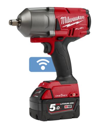 Milwaukee Slagmoersleutel M18 ONEFHIWF12-502X