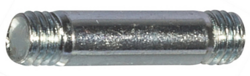 Bolt connector Steel Zinc plated