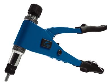 Blind rivet nut hand tool