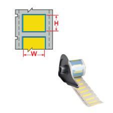 Brady LS ZH Wire Marking Sleeve M71-125-1-7641Y 100PC