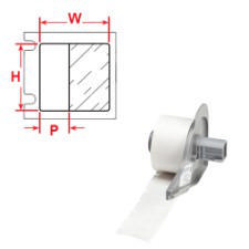 Brady Imprimer les étiquettes M71-17-427 500PC