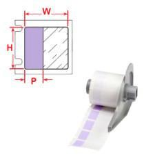 Brady Imprimer les étiquettes M71-30-427-PL 250PC