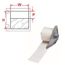 Brady Imprimer les étiquettes M71-33-427 100PC