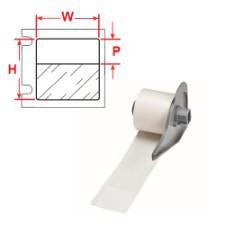 Brady Imprimer les étiquettes M71-34-427 50PC