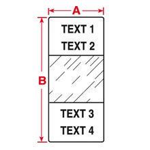 Brady Printlabels M71-64-427 100PC