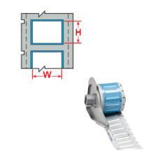Brady LS ZH Wire Marking Sleeve M71-94-1-7641 100PC