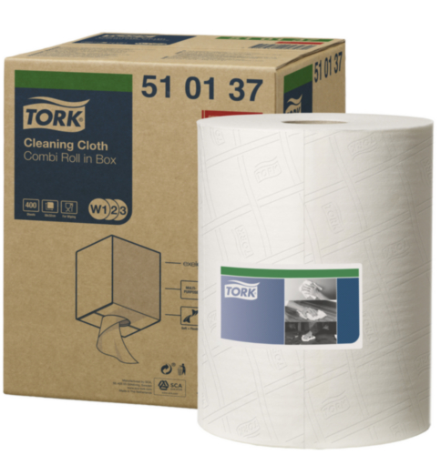 Tork Cleaning papers Cleaning cloth 510137 UNIB WIP