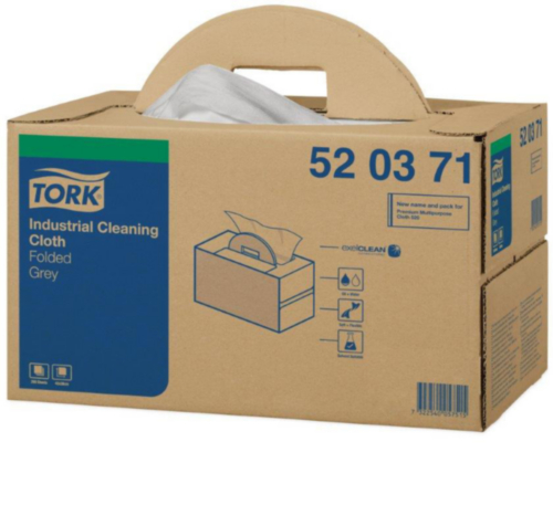 Tork Cleaning papers Cleaning cloth Premium 520 520371 HANDY BOX
