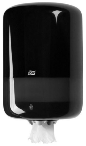 Tork Handdoekdispensers M2-C ZWART
