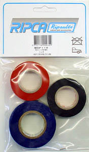RIPC-10PC-MAP119 PVC TAPE 15MMX10M B/R/B