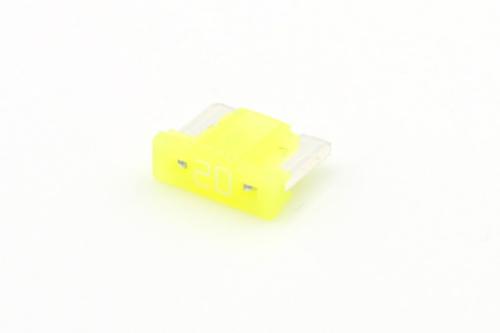 RIPC-1000PC-MCF020 MICRO FUSE 20A YELLOW