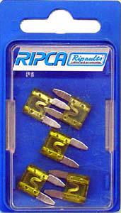 RIPC-5PC-MCMIN520 MINI FUSE 20A YELLOW