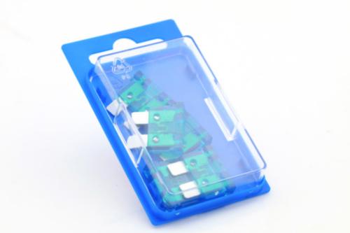 RIPC-5PC-MCS4015 BLADE FUSE 15A BLUE