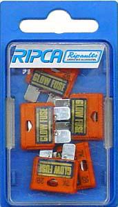 RIPC-5PC-MCSGLF40 GLOW ATO FUSE 40A OR