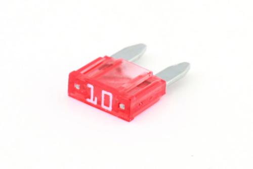 RIPC-1000PC-MIF10 MINI FUSE 10A RED