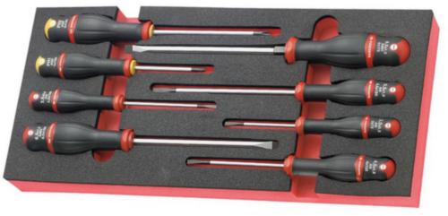 Facom Compositions et assortiments d'outils pour servantes 8PC