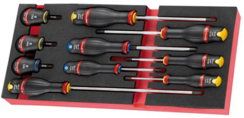 FAC SCREWDRIVERS SET MODM.A5 10PC