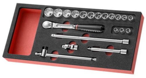Facom Tool trolley assortments & tool sets MODM.JL161-36