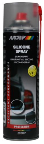 Motip Silicone oil 500