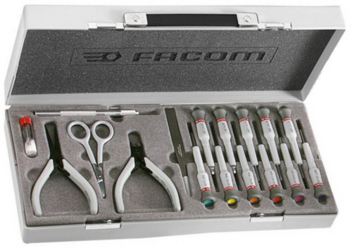 FAC MICRO-TECH® 16-TOOL SET MT.J1 16PC