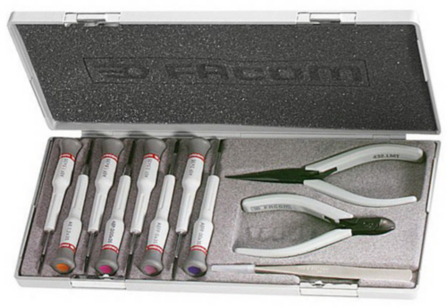 FAC MICRO-TECH® 11-TOOL SET MT.J3 11PC