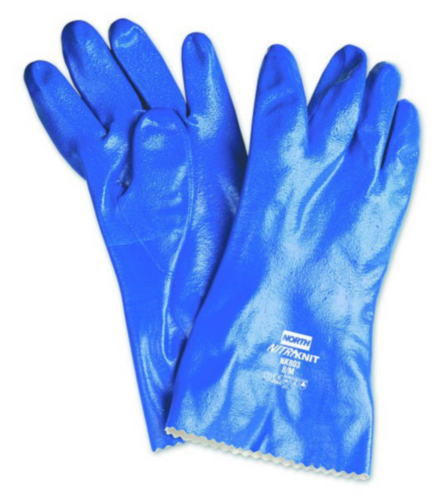 Honeywell Chemical resistant gloves Cotton Nitri Knit NK803 NK803 NITRIKIT XL