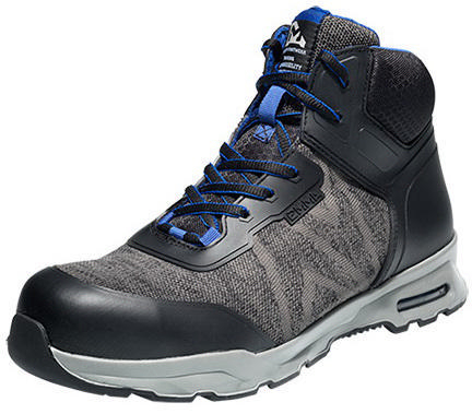 Emma Safety shoes High New York 432647 D 35 S1P