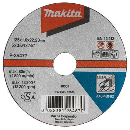 Makita Cutting wheel 300X20MM