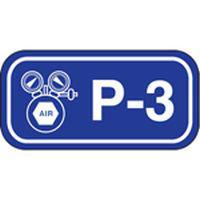 Brady Energy source tag P-3-75X38MM-PP 25PC