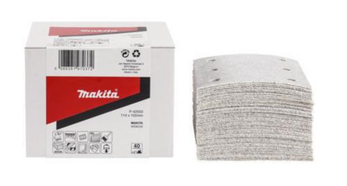 Makita Sanding paper K60 114X102