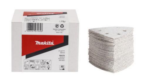 Makita Feuille abrasive 3-K K120