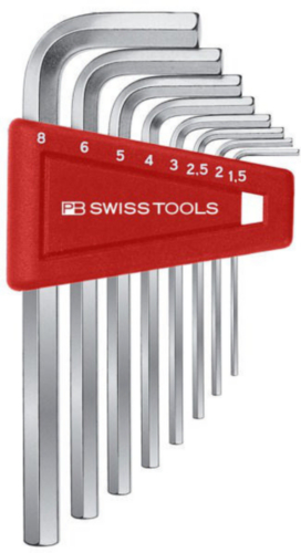 PB Swiss Tools  Stiftsleutel sets