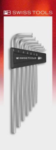 PB Swiss Tools  Sechskantschlüsselsatz  PB 214Z.HC-11