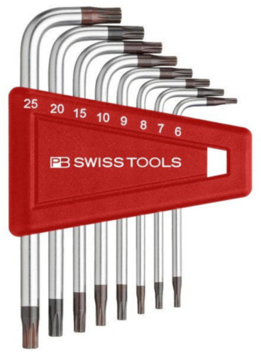 PB Swiss Tools  <listsep/>Stiftsleutel sets  <listsep/>