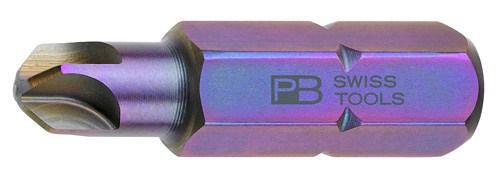 PB BIT 1/4 C/E 6             PB C6.187/0
