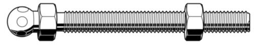 Śruba do podstawki antywibracyjnej