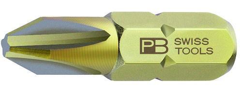 "PB Swiss Tools Embouts C 6,3 (1/4"") PB C6.190/3"