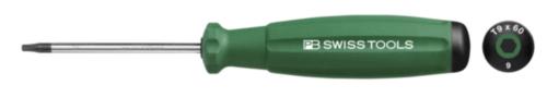 PB SCREWDRI SWISSGRIP    PB 8400.9-60 GR