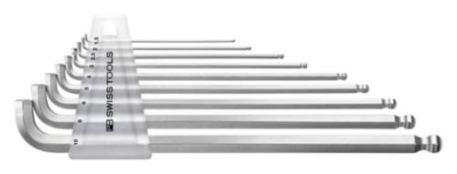PB Swiss Tools Hexagon key sets PB 2222.LH-10