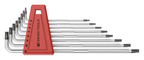 PB Swiss Tools Hexagon key sets PB 3411.H 6-25
