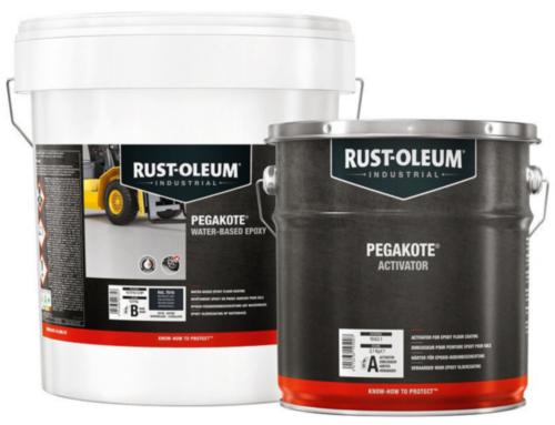Rust-Oleum Epoxy coating