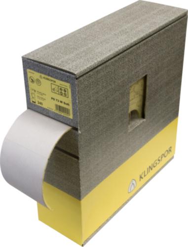 Klingspor Finishing paper 115x25000 0